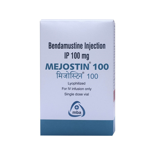 bendamustine 100 mg