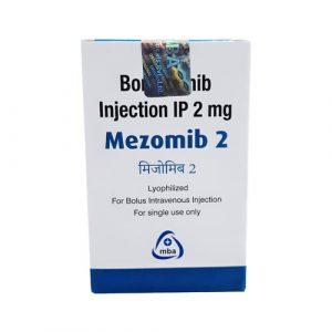 bortezomib 2 mg