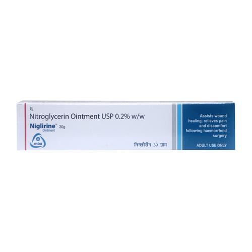 nitroglycerin ointment